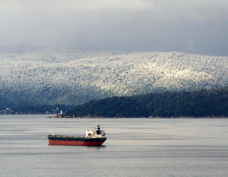 frosty ship