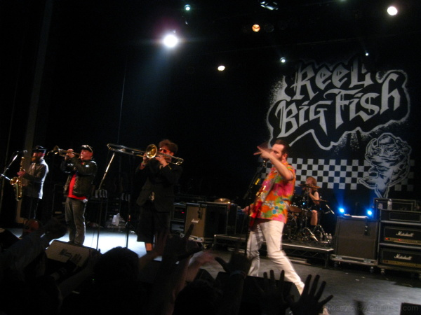 reel big fish in vancouver