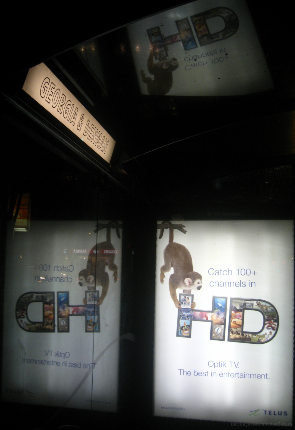 reflections on ads