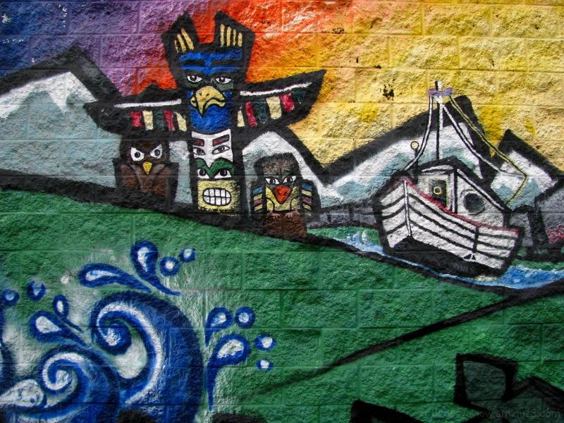 east van mural