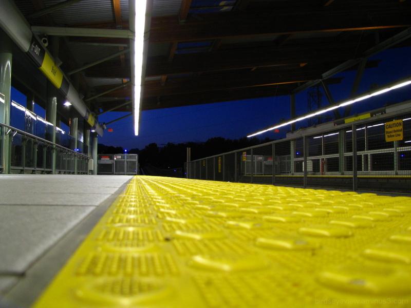 skytrain platform