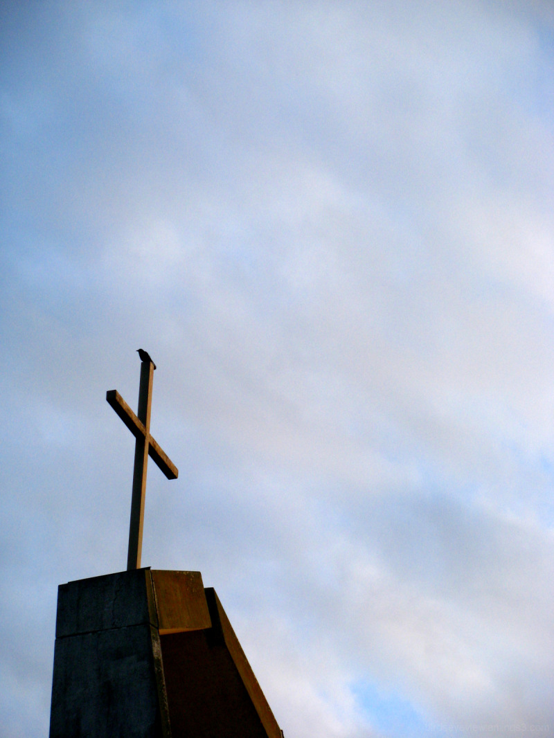 evening cross