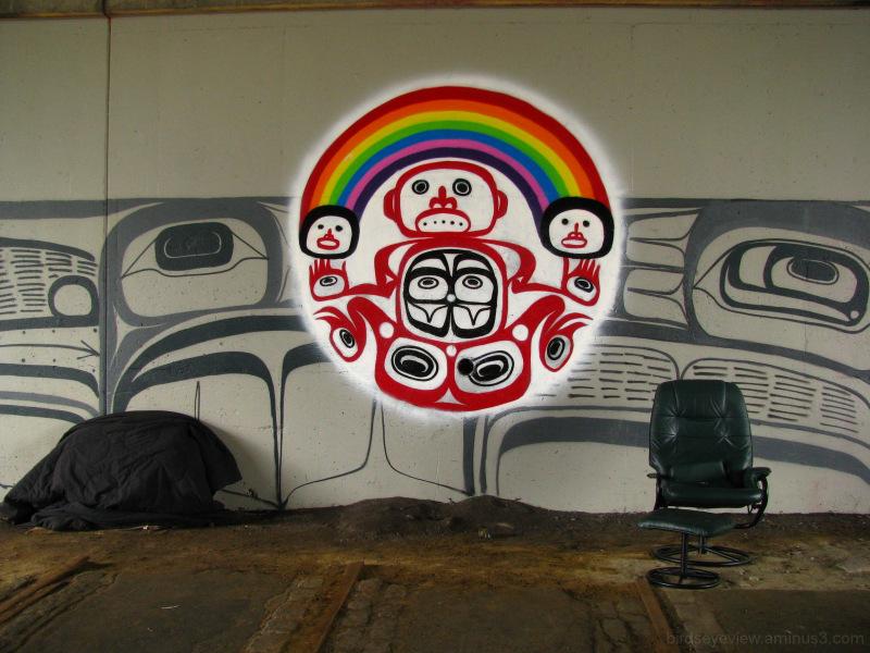 first nations graffiti