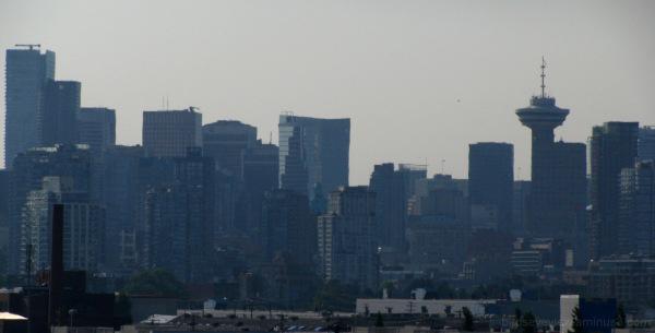 vancouver skyline