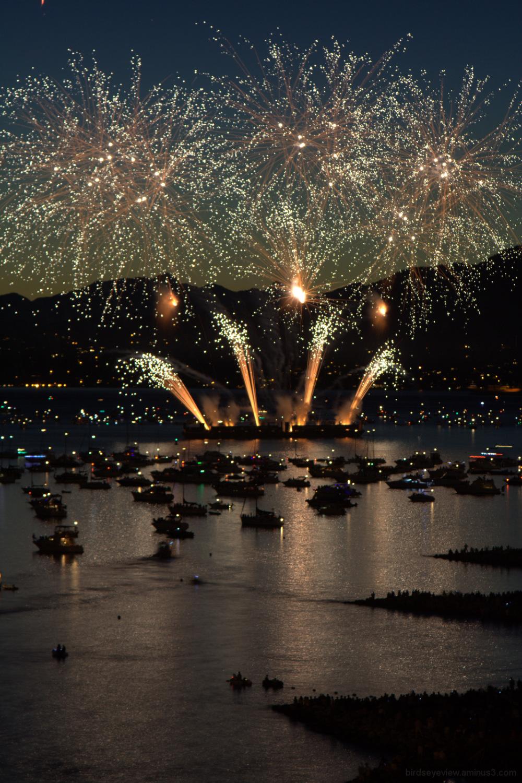 celebration of light 2012 - italy