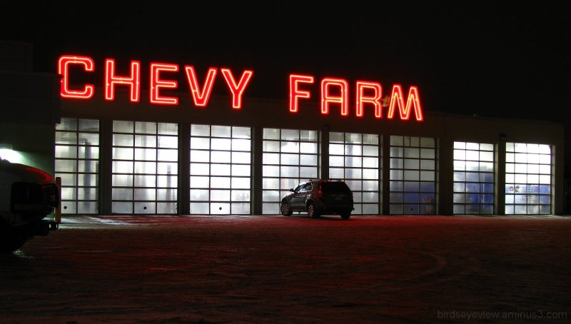 chevy farm