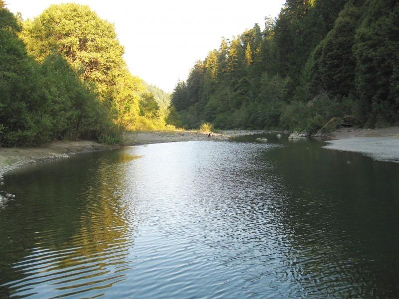 Van Duzen River