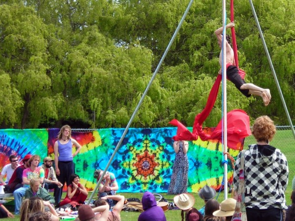 HSU Sustainable Living Arts and Music Festival