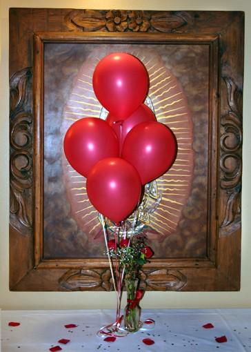 Deified balloons