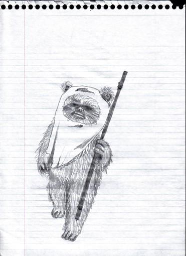 An Ewok