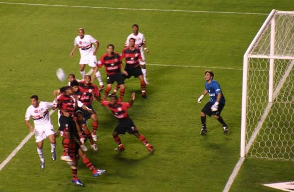 Sao Paulo vs. Flamengo