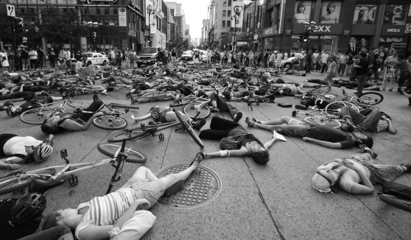 Die-In Montreal 2007