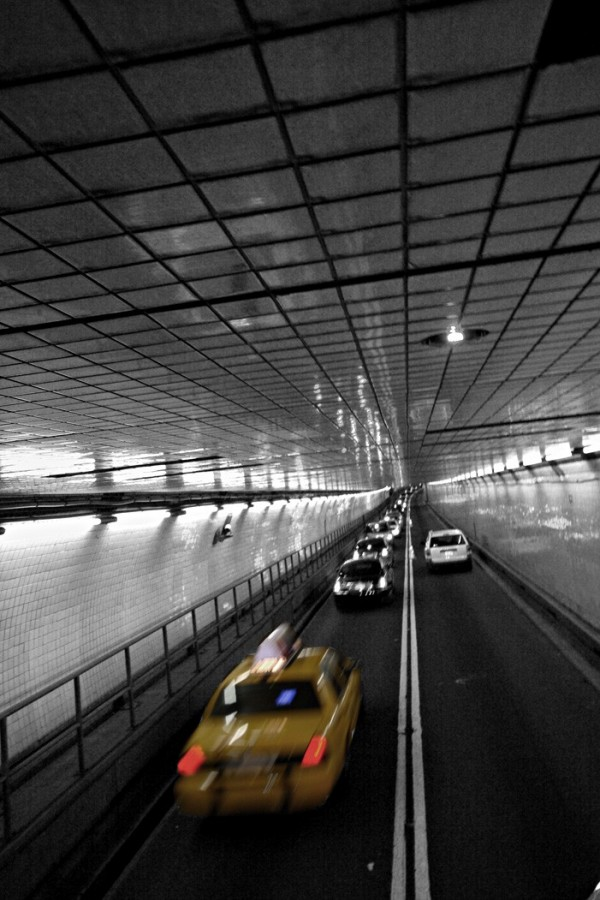 Holland tunnel New York City