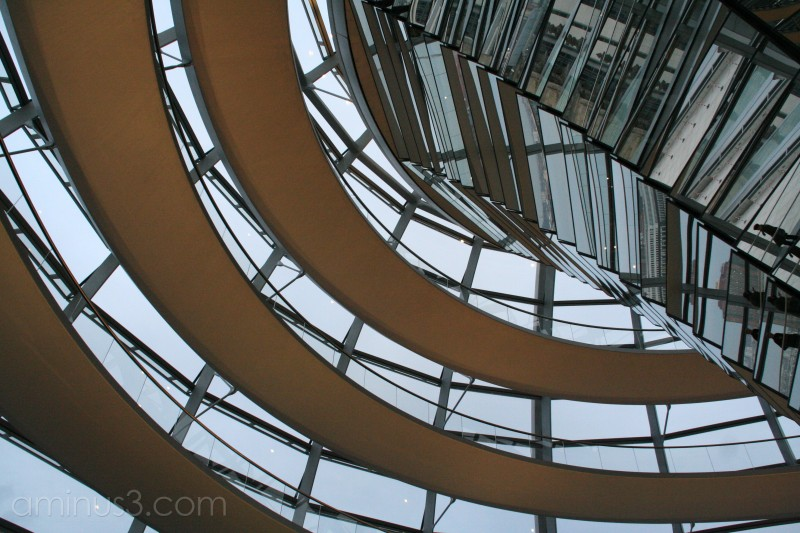 Dome of the Bundestag, Berlin #2