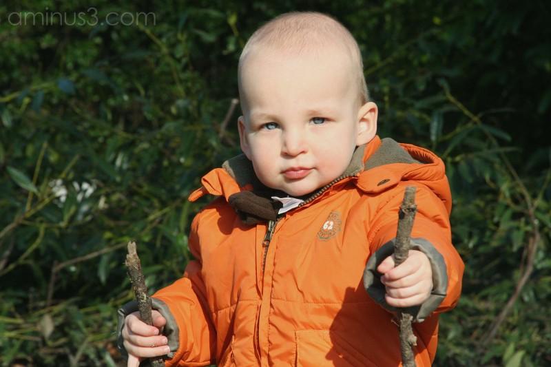Max, 13 months