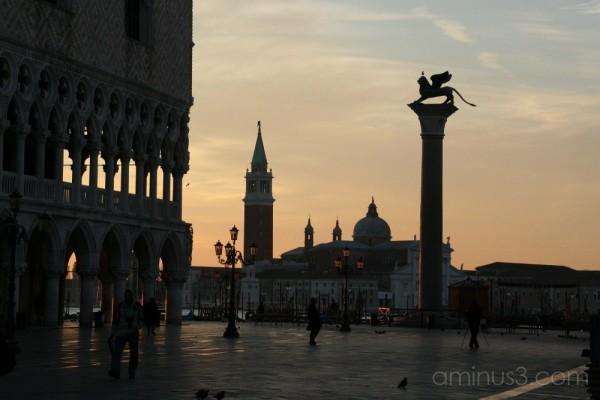 Venice, St. Marco square