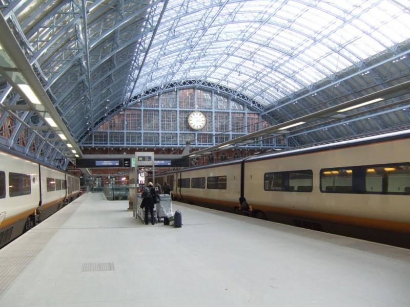 The Train Trip 6