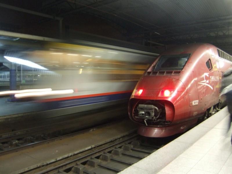 The Train Trip 10