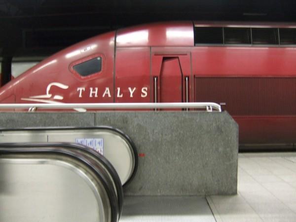 The Train Trip 12
