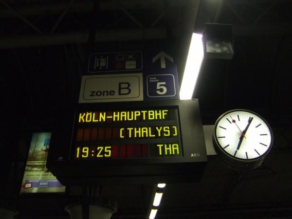The Train Trip 13