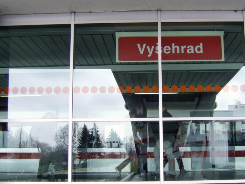 Destination Vysehrad