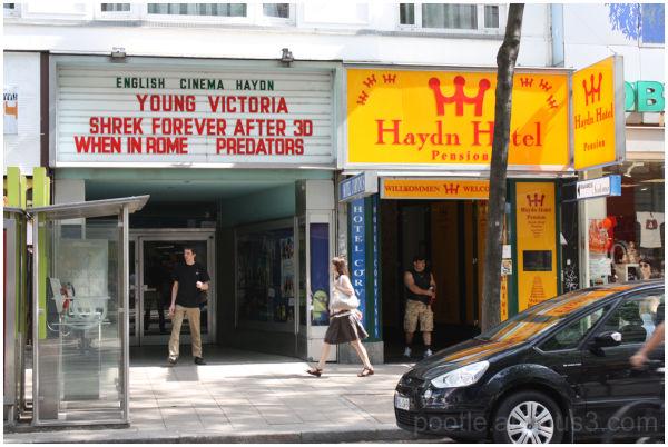 Haydn's World