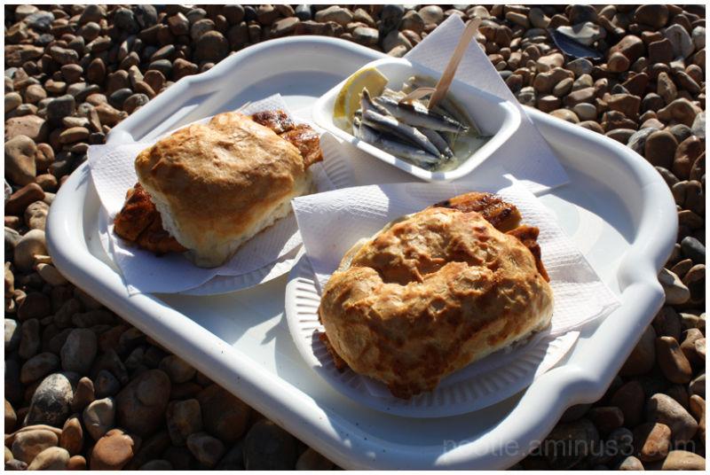 Seaside Snacks 2