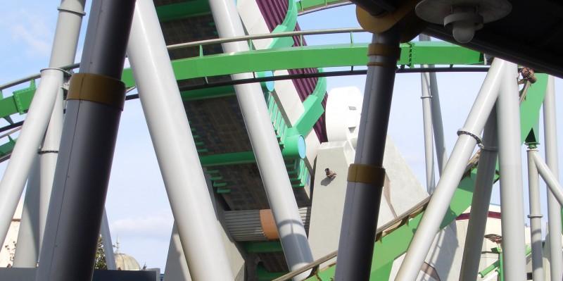 Roller Coaster @ Universal Studios Orlando