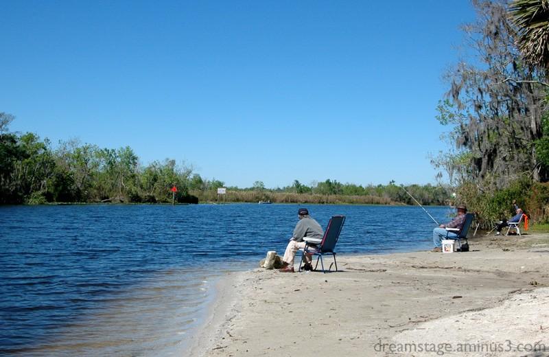 anglers on the st johns river florida