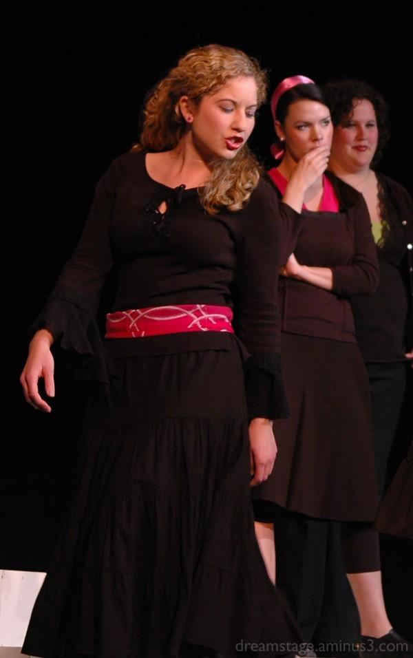 mosaic rehearsal stetson homecoming 2007
