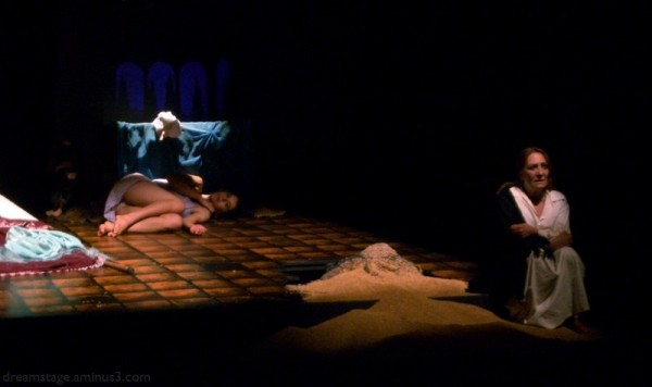 """...Don Perlimplin..."" in performance"