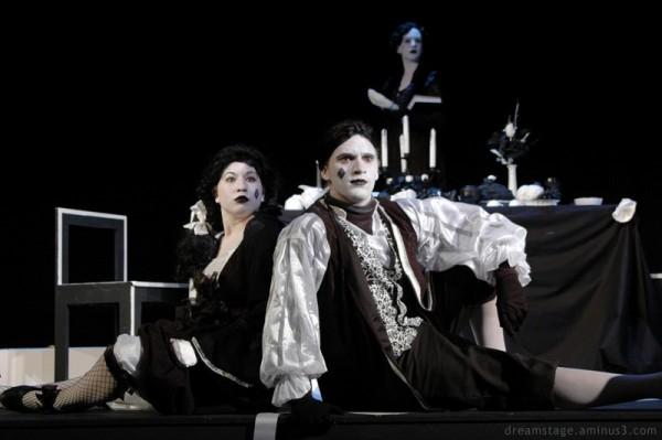 Aria da Capo in performance