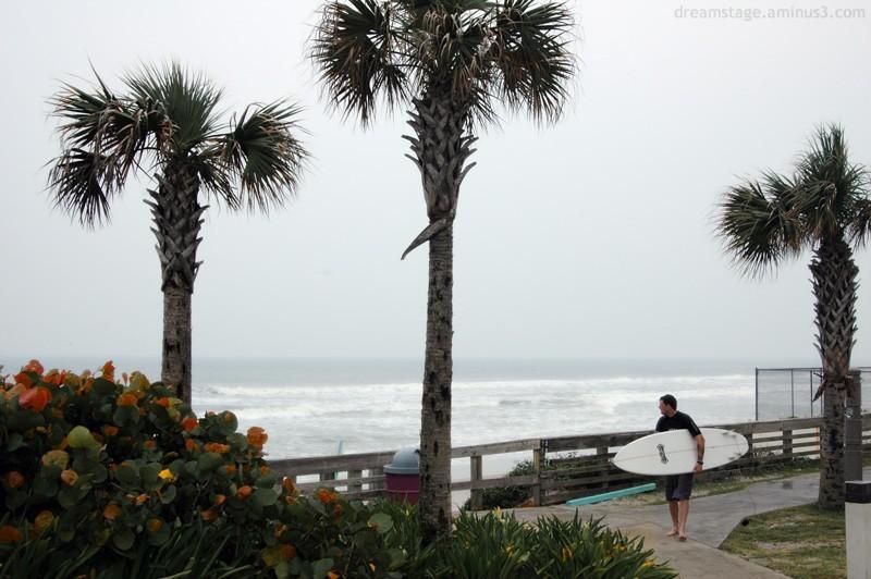 Surf's Still Up in Daytona Beach