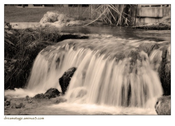 sprillway at deleon Springs