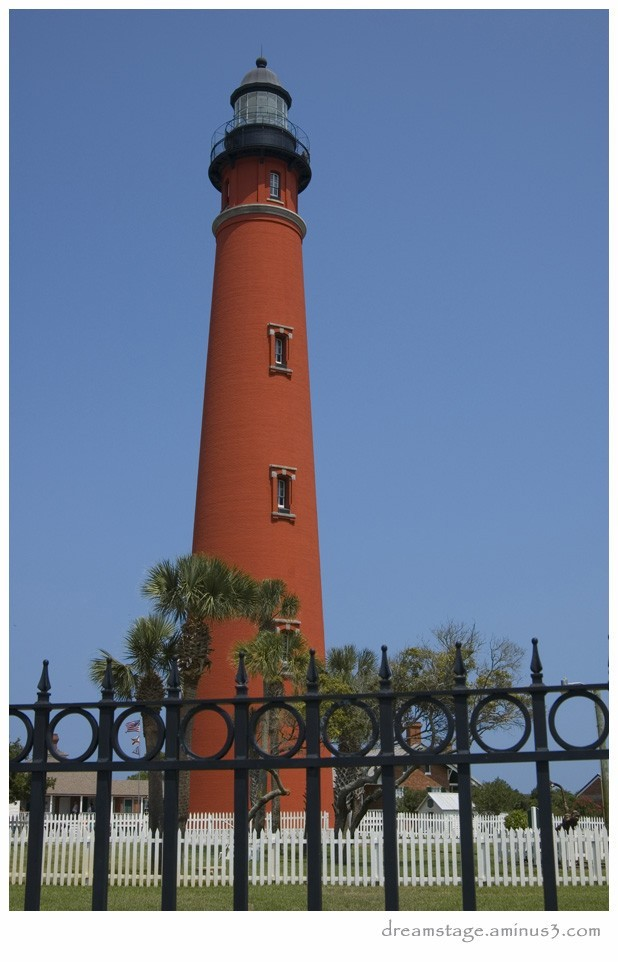 ponce inlet light house