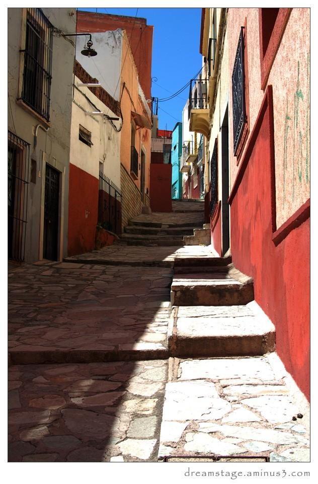 Guanajuato, Mexico neighborhood