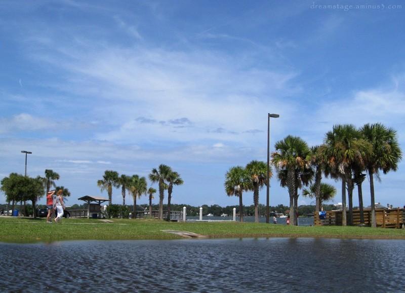 daytona beach bethune point park