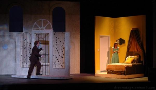 theatre performance romeo & juliet