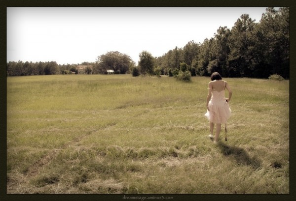 Cyndi in the Field