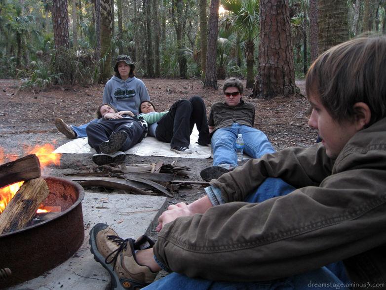 Camping November 2008 - 5