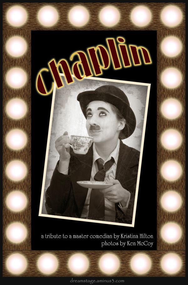 Chaplin Show Poster