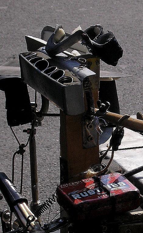 blues man's instruments #2