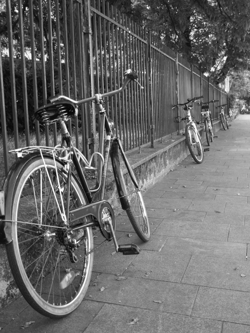 les vélos à Pau
