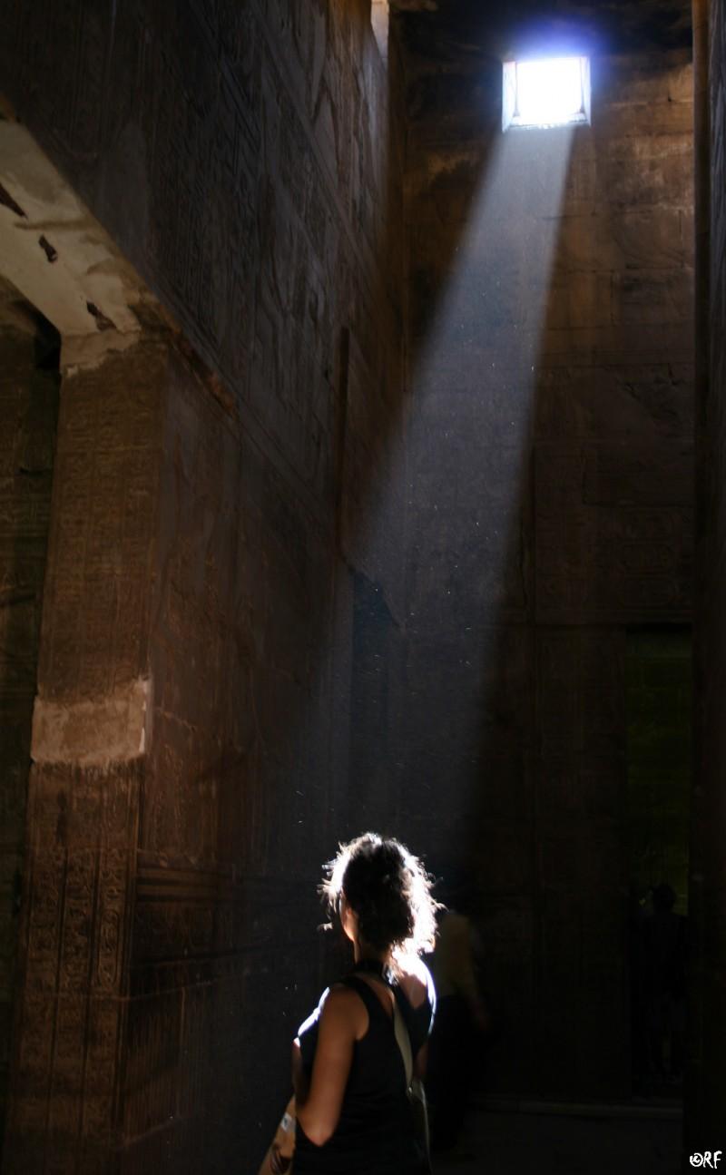 light ray temple