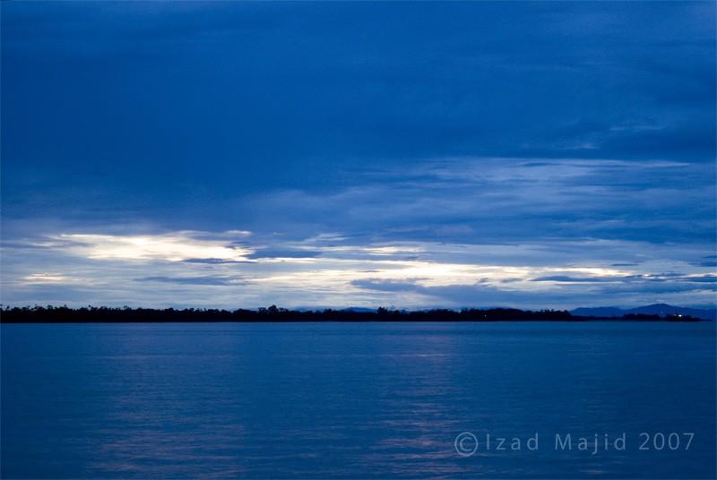 Sunrise at Serasa