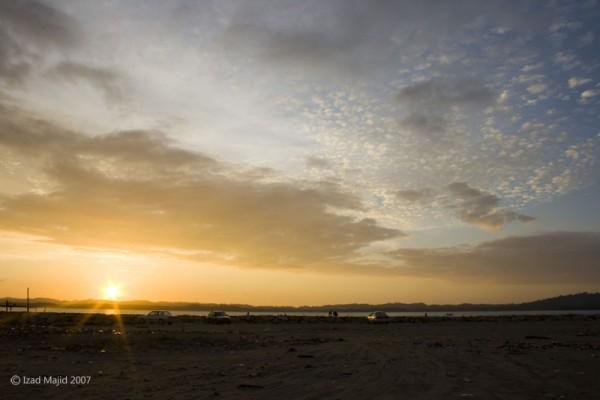 Sunset at Serasa Part 2