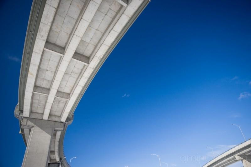 an overpass