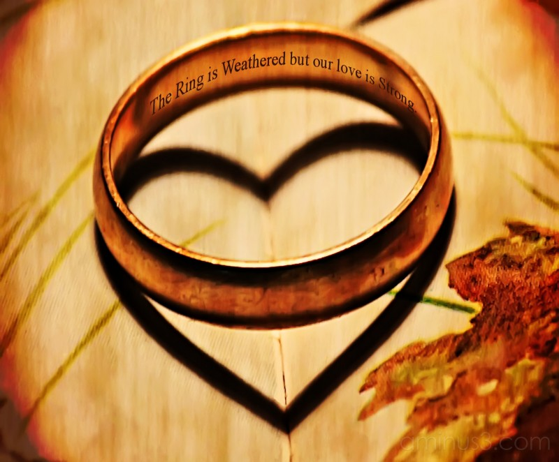 The Weathered Ring