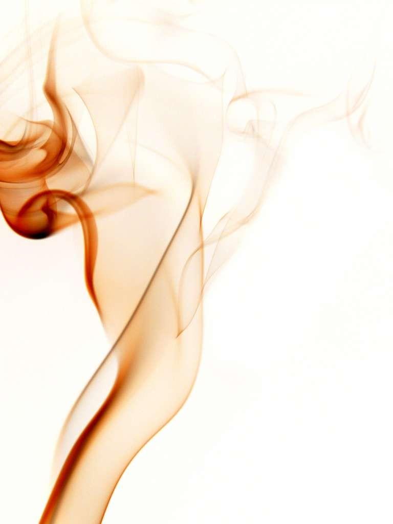caramel smoke