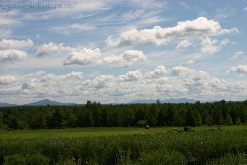Eastern Townships Landscape